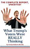 What Trump's Voters Were REALLY Thinking: The Complete Report, Unedited (Liberty and Justice Book 3)