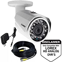 Lorex LBV2711 1080p 2MP Analog HD MPX Security Bullet Camera