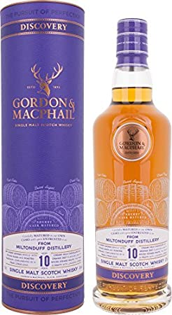 Gordon & MacPhail 10 Years Old Single Malt Scotch Whisky - 700 ml