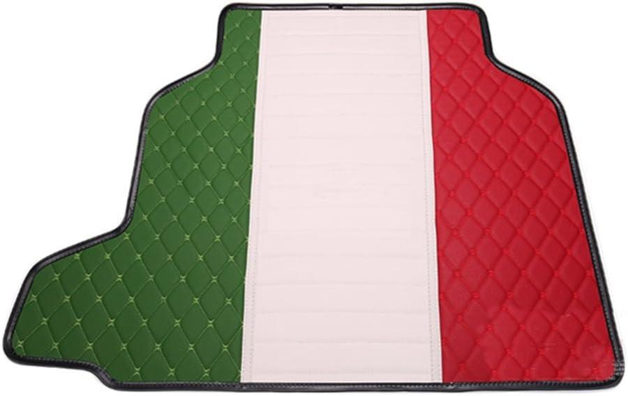 Eppar New Protective Rear Trunk Mat 1PC for ALFA Romeo Stelvio Giulia (ALFA Romeo Giulia 2016-2019 (Sedan))