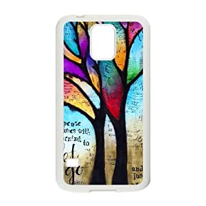 Love Tree Unique Design Cover Case for SamSung Galaxy S5 I9600,custom case cover ygtg593721 by Maris's Diary