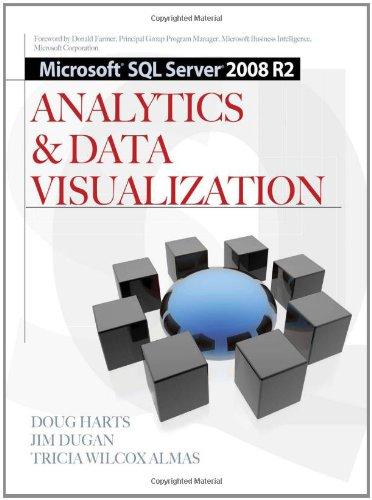 [PDF] Microsoft SQL Server 2008 R2 Analytics & Data Visualization Free Download | Publisher : McGraw-Hill Osborne Media | Category : Computers & Internet | ISBN 10 : 0071601430 | ISBN 13 : 9780071601436