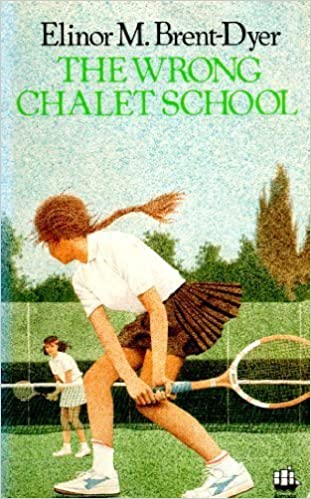 Image result for wrong chalet school