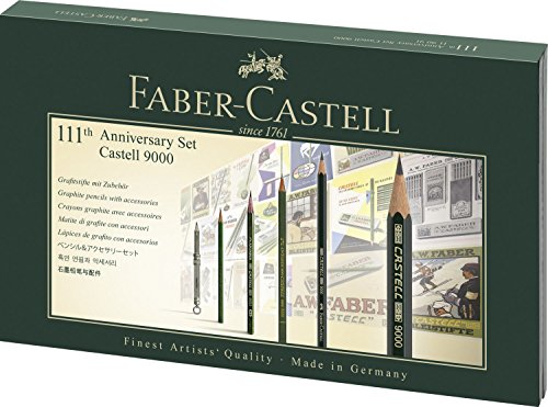 Faber-Castell 9000 111Th Anniv Set