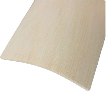 Amazon Com Balsa Wood Sheets 12 X 4 X 1 16 300mm X 100mm X 1 5mm For Diy Scale Model Airplane Wood Crafts 10 Piece 1 5mm