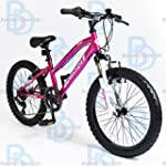 """Muddyfox Siren 20"""" Girls Bike - Pink..."""