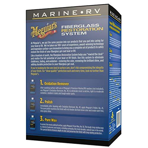 Meguiars-M4965-MarineRV-Fiberglass-Restoration-System