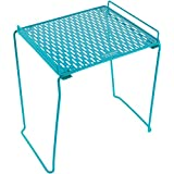 Five Star Locker Accessories, Locker Shelf, Extra Tall, Holds up to 100 Lbs. Fits 12' Width Lockers, Teal (73325)