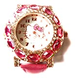 Womens and Teens Hello Kitty Inspired Watch
