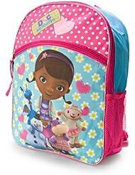 Disney Junior Doc McStuffins Large Pink Backpack