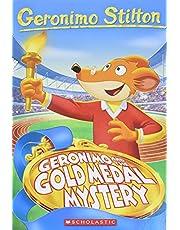 Geronimo and the Gold Medal Mystery (Geronimo Stilton #33)