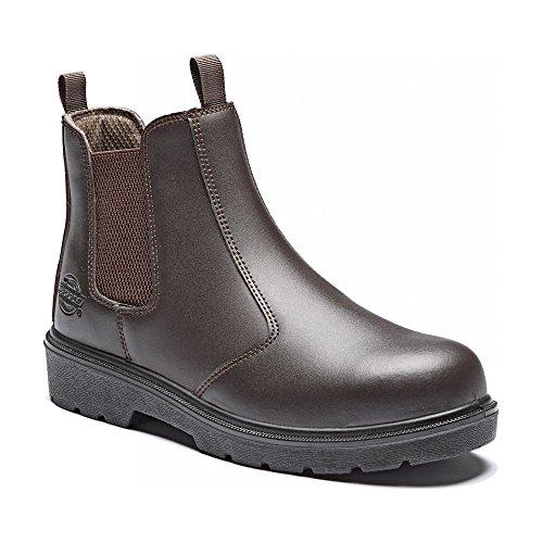 Sbl 8 Super Dickies 8 S1 Sort p Størrelse Vernestøvler Forhandler Fa23345 5TxZZnRS