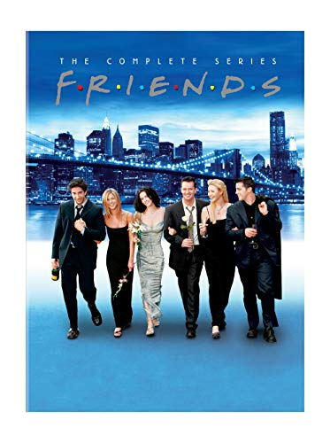 Friends: The Complete Series Collection (twenty fifth Anniversary/Repackaged/DVD)