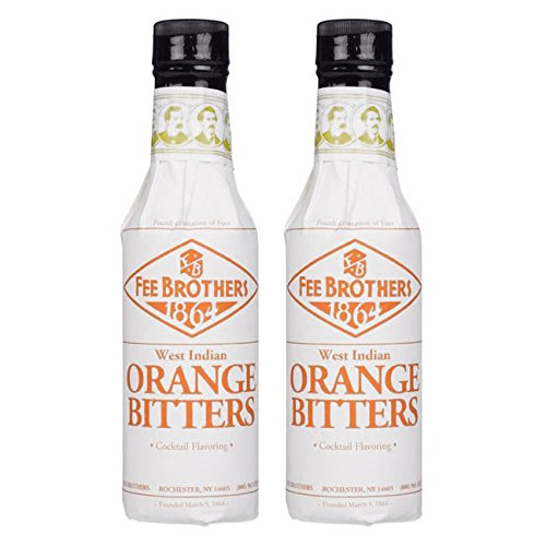 Fee Brothers West Indian Orange Cocktail Bitters - 2 Pack ()