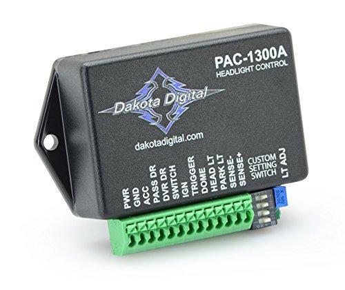 Dakota Digital PAC-1300 Retained ACC Power w/ Headlight & Dome Light Control Dakota Digital