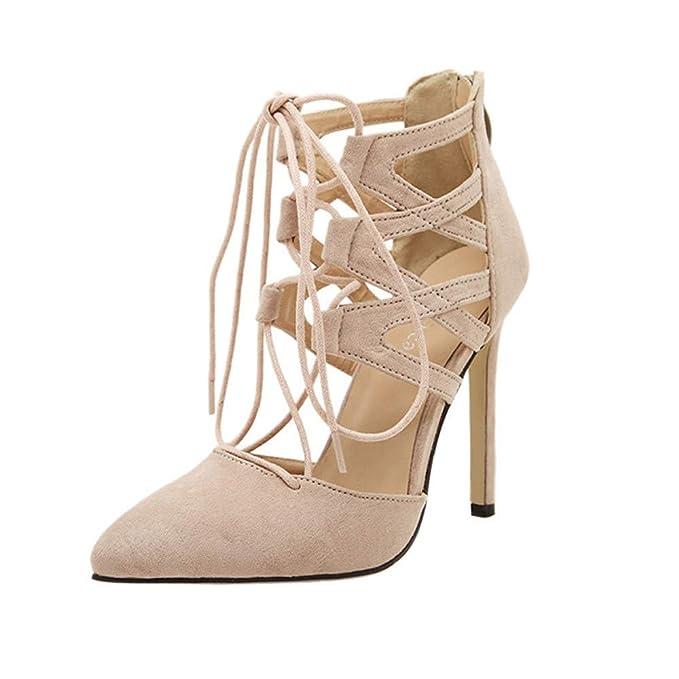BBestseller Sandalias Tacón Alto de Vestir para Mujer 9e2278500abf