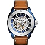 Fossil Modern Machine Sport Automatic Leather Watch