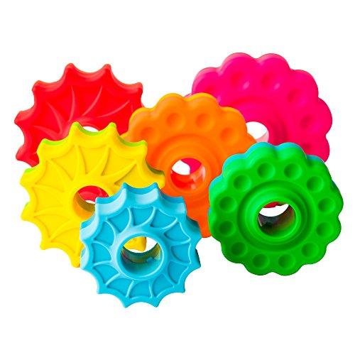 51b4pLLjeJL - Fat Brain Toys Kids Spinagain Toy
