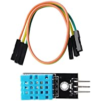DHT11 Temperature and Relative Humidity Sensor Module Compatible with Arduino