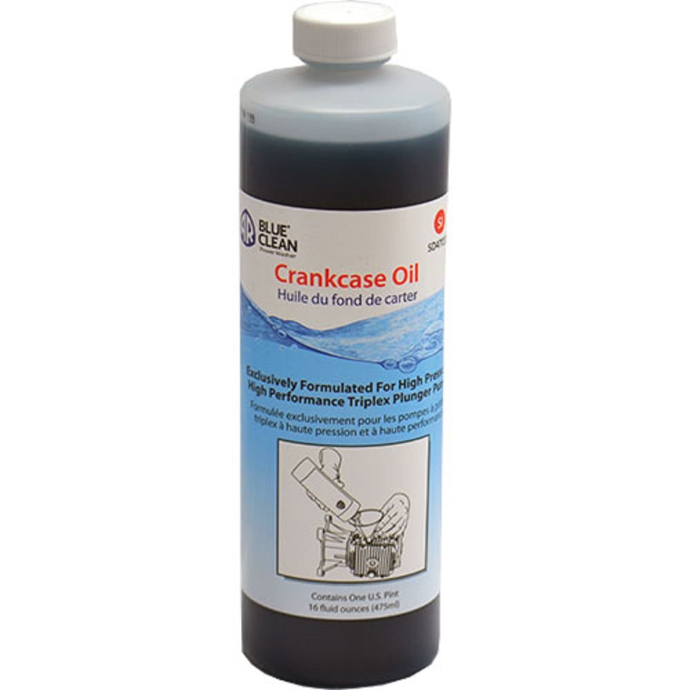 ar pressure washer pump oil