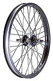 Eastern Bikes BMX Eastern Throttle OEM Back Wheel, Black