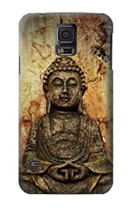 S0344 Buddha Rock Carving Case Cover Iphone 5/5S