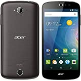 Acer Liquid Z530 (Android5.1 Lollipop/MT6735 Quad-core 1.3GHz/2GBメモリ/16GB/5インチ/SIMフリーLTE/ブラック) Z530K-F01