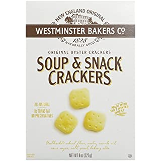 Westminster Baker Company Soup and Snack Cracker, 8 oz