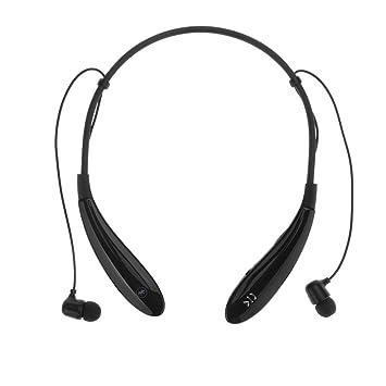 KKmoon Nuevo Más Vendido HV-801 Portátil Cuello Flexible-Correa Estilo In-ear