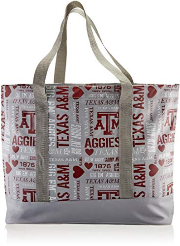 (Texas A&M Womens Collage Tote)