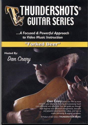 Thundershots Guitar Series: Forked Deer