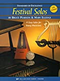 W37TP - Standard of Excellence - Festival Solos Book/CD Book 2 - Trumpet