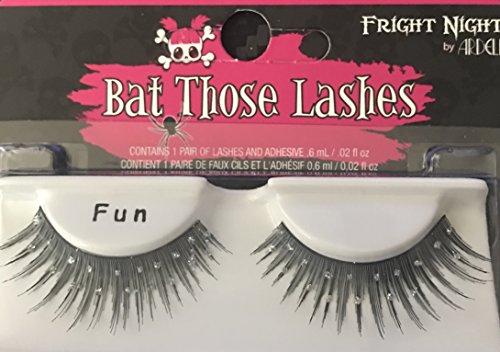 Fright Night Bat Those Lashes - Enchantress - Halloween and Costume Cosmetics -
