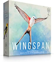 Stonemaier Games Wingspan with Swift Start Pack