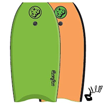 surfnsun bodyboard SIMILAR 41 lime-orange Tabla de surf