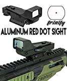 Aluminum Reflex Red Dot Sight fits Tippmann Cronus paintball marker accessories.