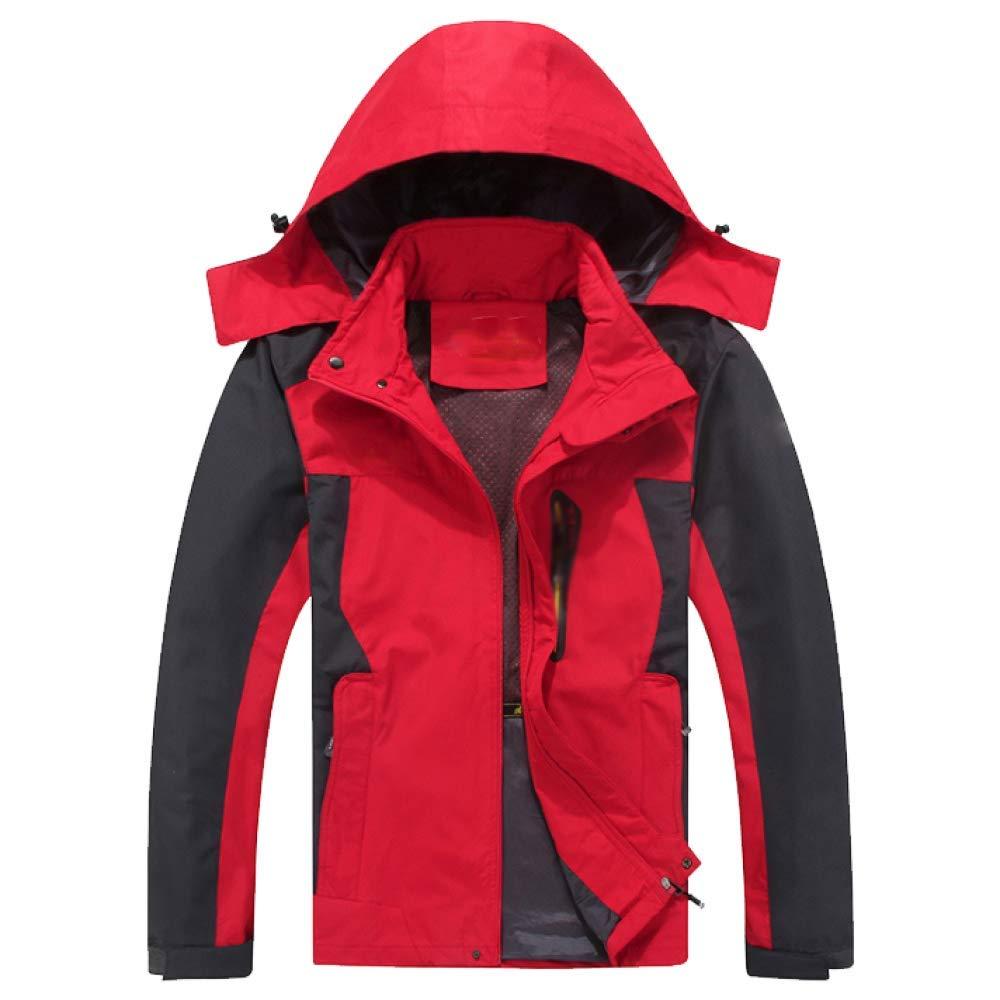 JCZR Winddichte Wasserdichte Outdoor- Und Düngemittel-XL-Jacke Für Den Außenbereich