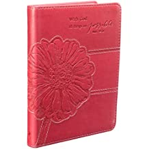 """Pink """"All Things Are Possible"""" Flexcover Journal"""