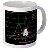 CafePress - Paranormal Distribution Ghost Mugs - Unique Coffee Mug, Coffee Cup