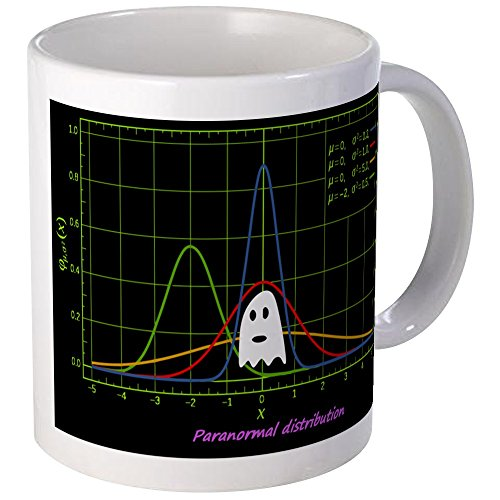 CafePress - Paranormal Distribution Ghost Mugs - Unique Coffee Mug, Coffee Cup by CafePress