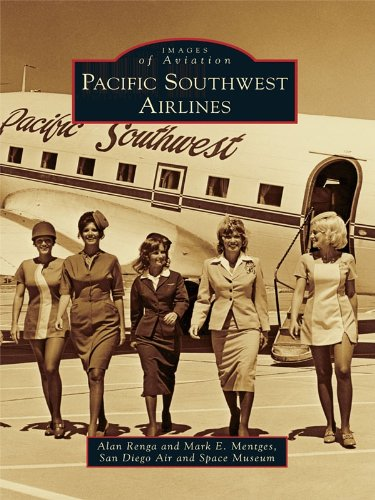 (Pacific Southwest Airlines (Images of Aviation))