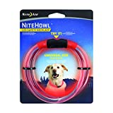 NiteIze NI-NHO-10-R3 Nite Howl Led Safety Necklace