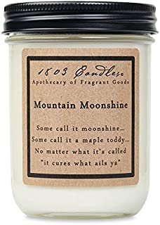 product image for 1803 Candles - 14 oz. Jar Soy Candles - (Mountain Moonshine)
