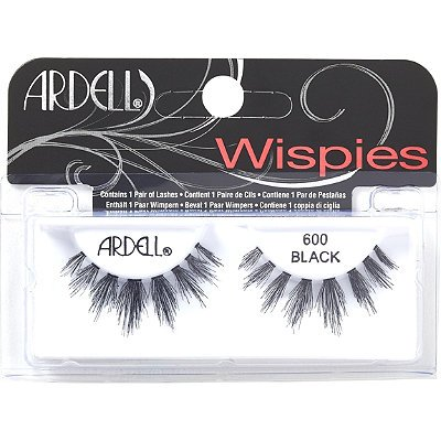 a38639be033 Amazon.com: Ardell Wispies 600 Black False Lashes: Everything Else