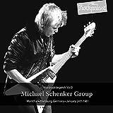 Hard Rock Legends Vol. 2 - Markthalle 1981