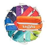 Radar Wheelie Bag - New for 2017 - Quad Wheel