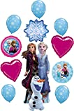 Frozen Party Supplies Birthday Elsa, Anna and Olaf