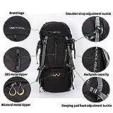 ONEPACK 50L(45+5) Hiking Backpack Travel Daypack Waterproof...