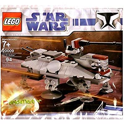 LEGO Star Wars BrickMaster Exclusive Mini Building Set #20009 AT-TE (Bagged): Toys & Games