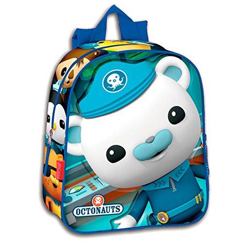 Octonauts 54551 28 cm Submarine Junior Backpack]()